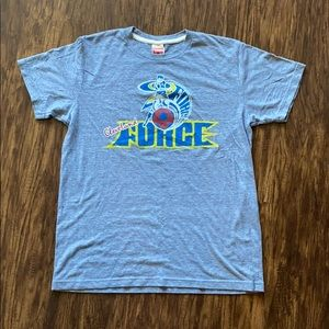 HOMAGE Cleveland Force soccer t-shirt (like new)